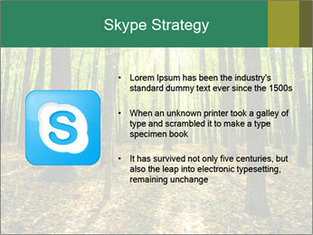Green Forest PowerPoint Templates - Slide 8