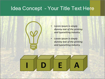 Green Forest PowerPoint Templates - Slide 80