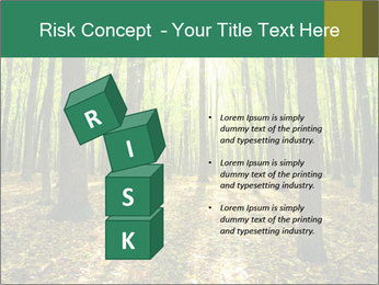 Green Forest PowerPoint Templates - Slide 81