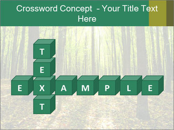 Green Forest PowerPoint Templates - Slide 82