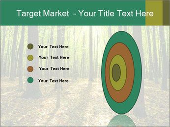 Green Forest PowerPoint Templates - Slide 84
