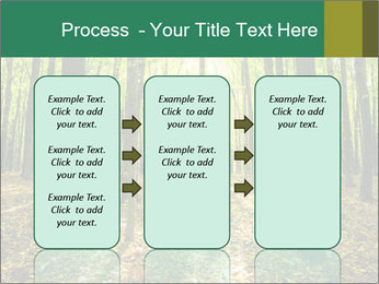 Green Forest PowerPoint Templates - Slide 86