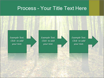 Green Forest PowerPoint Templates - Slide 88