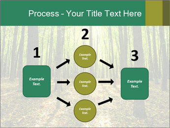 Green Forest PowerPoint Templates - Slide 92