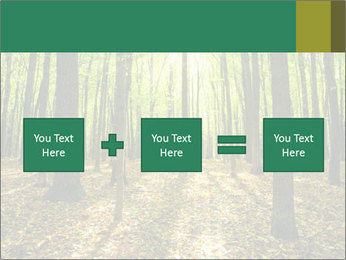 Green Forest PowerPoint Templates - Slide 95
