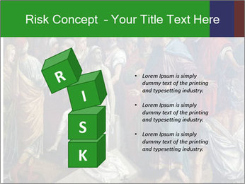 San Bernardino Art PowerPoint Template - Slide 81
