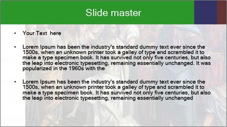 San Bernardino Art PowerPoint Template - Slide 2
