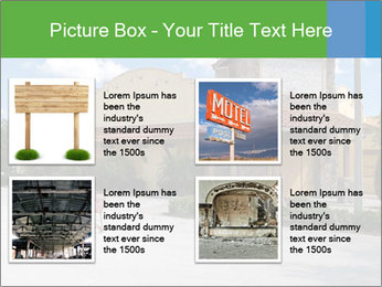 Parking Lot PowerPoint Template - Slide 14