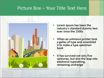 Electricity Station PowerPoint Template - Slide 13