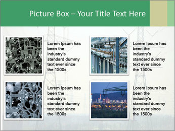 Electricity Station PowerPoint Template - Slide 14