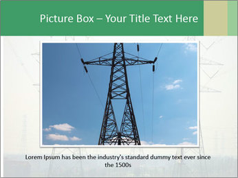 Electricity Station PowerPoint Template - Slide 16