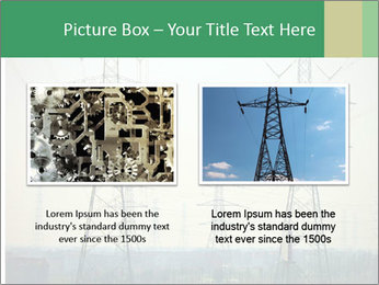 Electricity Station PowerPoint Template - Slide 18