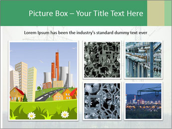 Electricity Station PowerPoint Template - Slide 19
