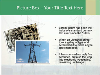 Electricity Station PowerPoint Template - Slide 20