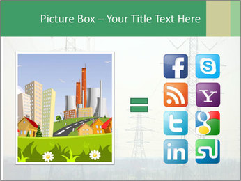 Electricity Station PowerPoint Template - Slide 21
