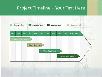 Electricity Station PowerPoint Template - Slide 25