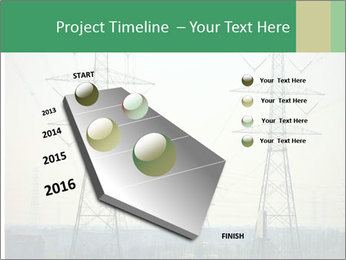 Electricity Station PowerPoint Template - Slide 26