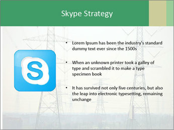Electricity Station PowerPoint Template - Slide 8