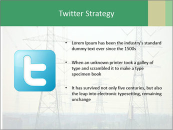 Electricity Station PowerPoint Template - Slide 9