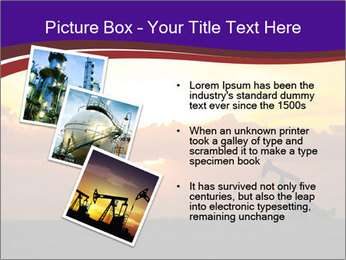 Oil Industry PowerPoint Templates - Slide 17