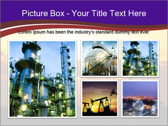 Oil Industry PowerPoint Templates - Slide 19