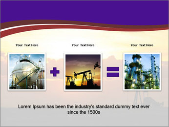 Oil Industry PowerPoint Templates - Slide 22