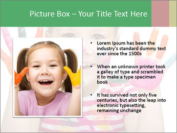 Creative Schoolgirl PowerPoint Template - Slide 13