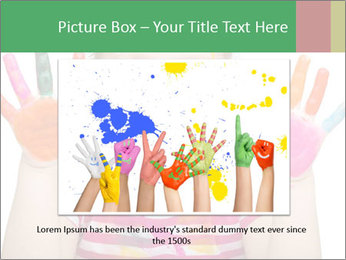Creative Schoolgirl PowerPoint Template - Slide 16