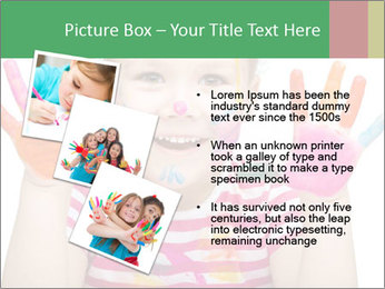 Creative Schoolgirl PowerPoint Template - Slide 17