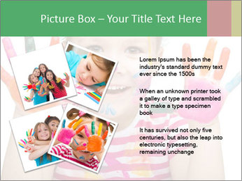 Creative Schoolgirl PowerPoint Template - Slide 23