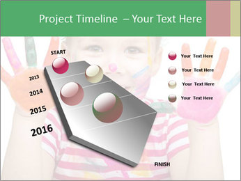 Creative Schoolgirl PowerPoint Template - Slide 26