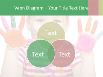 Creative Schoolgirl PowerPoint Template - Slide 33