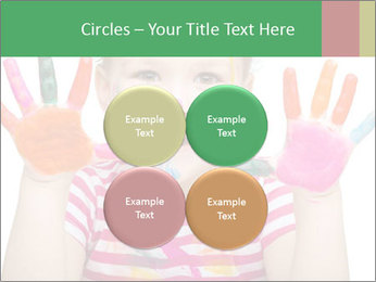 Creative Schoolgirl PowerPoint Template - Slide 38
