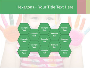 Creative Schoolgirl PowerPoint Template - Slide 44