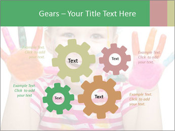 Creative Schoolgirl PowerPoint Template - Slide 47