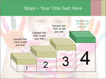 Creative Schoolgirl PowerPoint Template - Slide 64