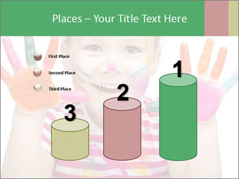 Creative Schoolgirl PowerPoint Template - Slide 65