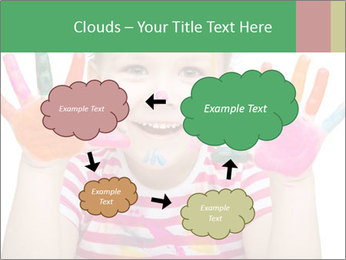 Creative Schoolgirl PowerPoint Template - Slide 72