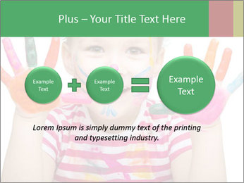 Creative Schoolgirl PowerPoint Template - Slide 75