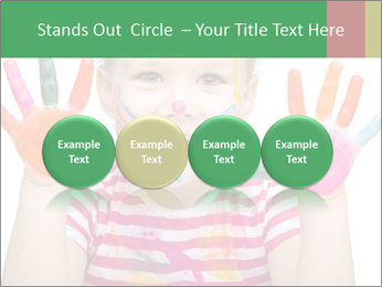 Creative Schoolgirl PowerPoint Template - Slide 76