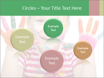 Creative Schoolgirl PowerPoint Template - Slide 77
