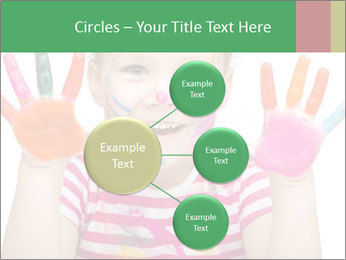 Creative Schoolgirl PowerPoint Template - Slide 79
