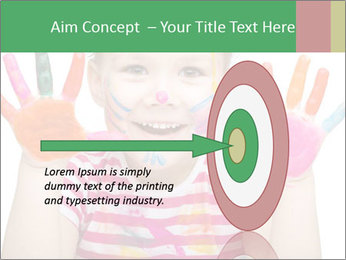 Creative Schoolgirl PowerPoint Template - Slide 83