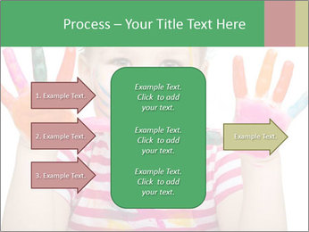 Creative Schoolgirl PowerPoint Template - Slide 85