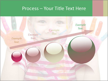 Creative Schoolgirl PowerPoint Template - Slide 87