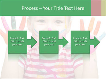 Creative Schoolgirl PowerPoint Template - Slide 88