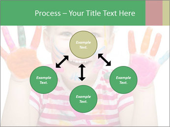 Creative Schoolgirl PowerPoint Template - Slide 91