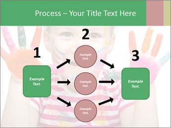 Creative Schoolgirl PowerPoint Template - Slide 92