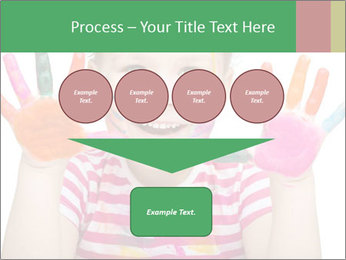 Creative Schoolgirl PowerPoint Template - Slide 93