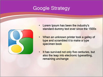 Pink Sparkles PowerPoint Templates - Slide 10